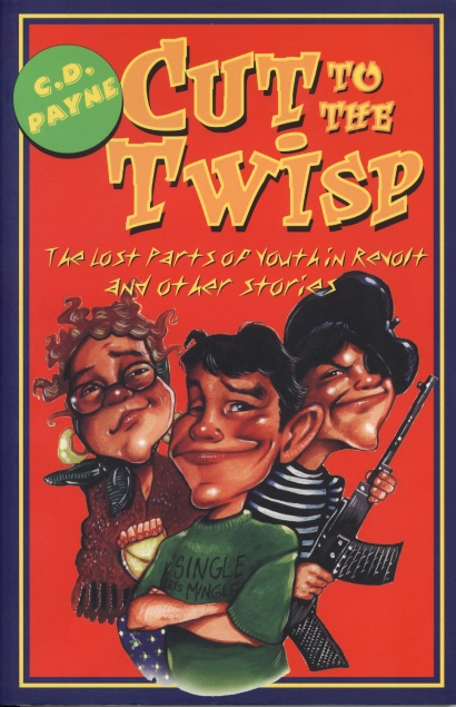 Cut to the Twisp cover
