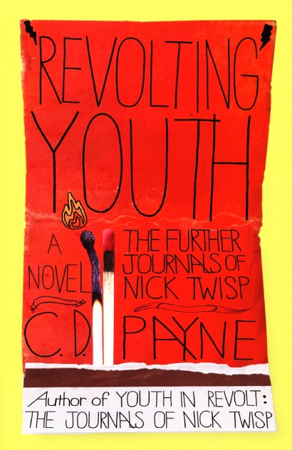 Revolting Youth cover